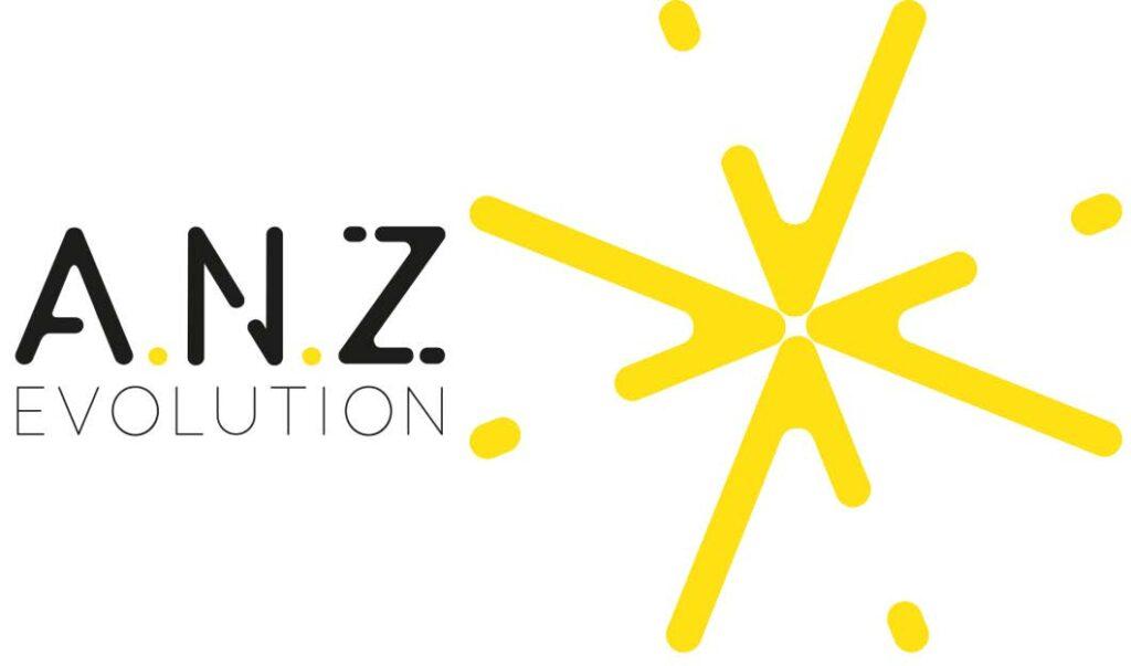 logo anz evolution