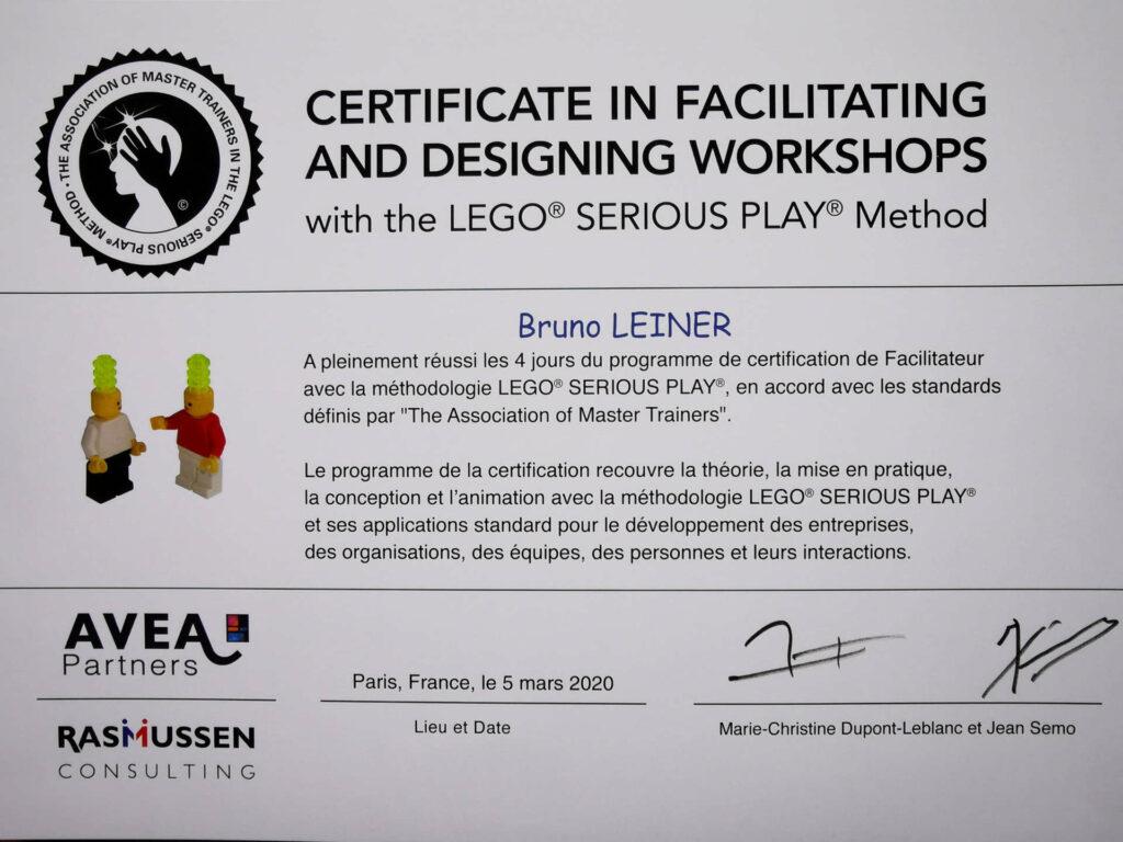 certificat lsp
