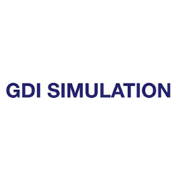 logo gdi simulation